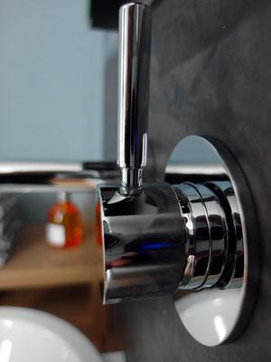 Design Armatur Serie OXO chrom