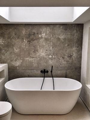 Design-Armatur-Serie OXO schwarz-matt