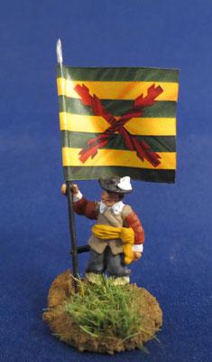 Fahnenträger Spanisches Infantry Regiment