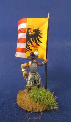 Fahnenträger Wallenstein Regiment