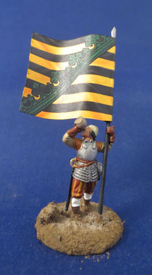 Fahnenträger Saxony Infantry Regiment