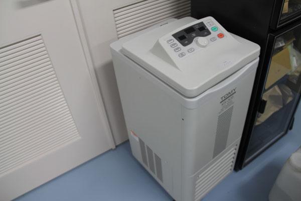 遠心分離機・TOMY MX-305