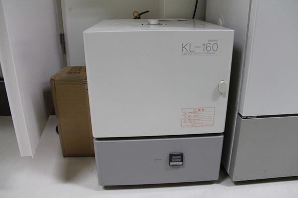 マッフル炉・ADVANTEC KL-160