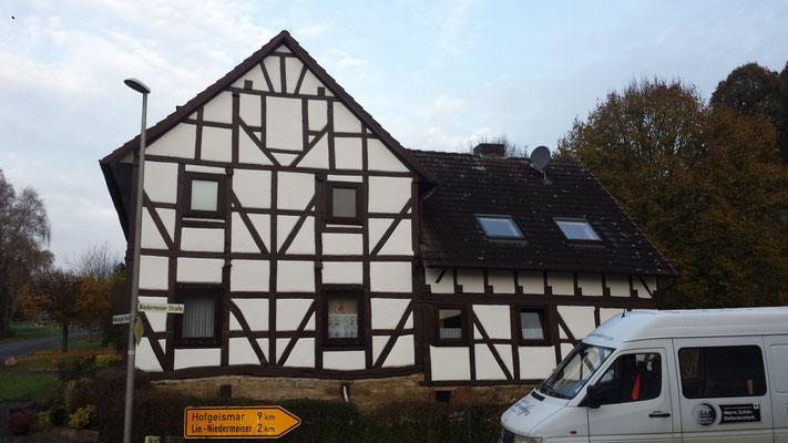 Obermeiser Haus Schwarz