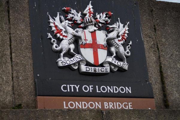 Diesjähriges Reiseziel zu Ostern: die britische Hauptstadt London.