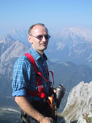 Auf dem Mittenwalder Höhenweg (Foto: Elke Heidenreich)