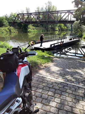 Motorradtour fränkische Schweiz Kathi Bräu