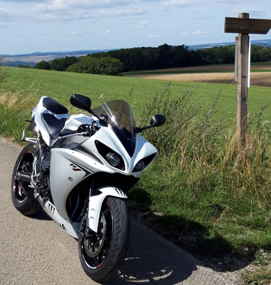 MotorradtourRhön