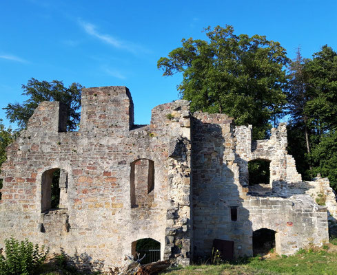 Ruine Veitenstein MB-Tour