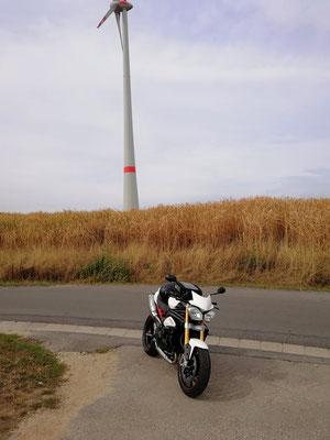 Motorradtour Steigerwald