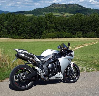 Motorradtour Kleinziegenfelder Tal, Staffelberg