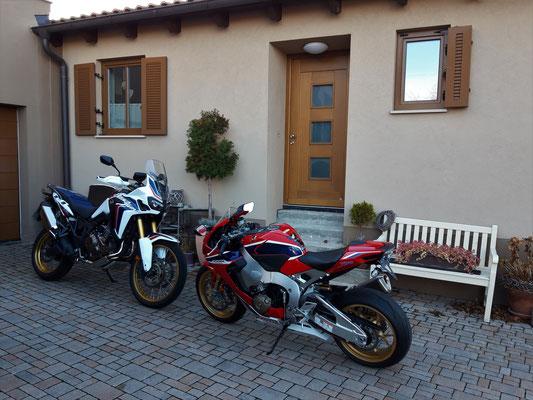 Erleben........tolle Motorradtouren in Franken