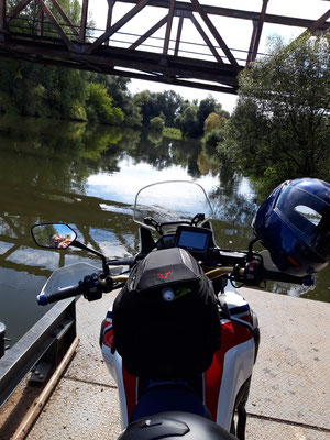 Motorradtour nach Bamberg