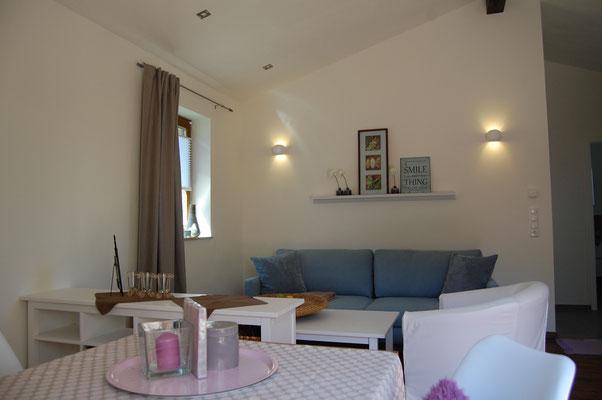 Relax- und Wohnbereich