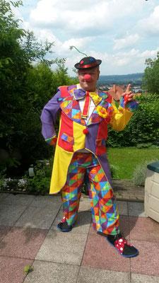 Kinderdisco Dresden Clown