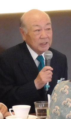 H29/6岡田啓二先生「愛と夢永遠のタカラジェンヌ」ゲスト出演