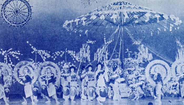 「メイドイン・ニッポン」花笠の歌手 S37年7月星組大劇場