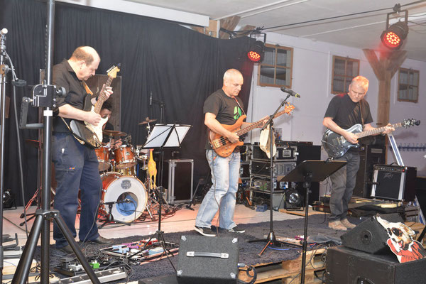 """the toastees"" auftritt in winterthur"