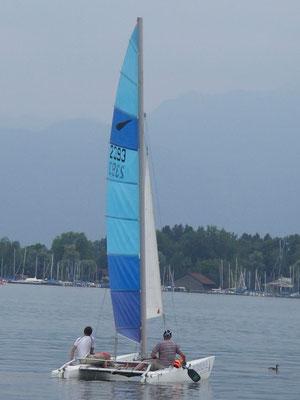 unsere segelnden nachbarn