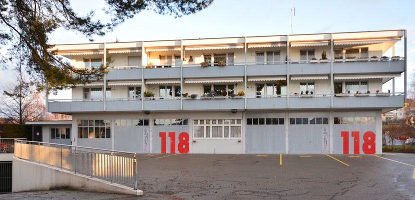 depot der feuerwehr stäfa an der seesrasse 93