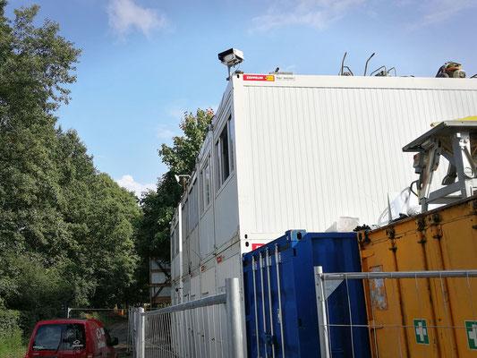 Standort Kamera 1: Containerburg