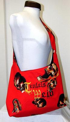Shoppingtasche Teufelsweib rot (kann nachbestellt werden) 35,90 €
