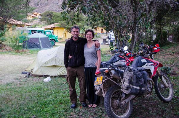 Leoni und Peter aus den Niederlanden