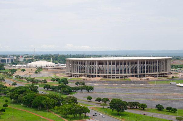 Nationalstadion von Brasilia