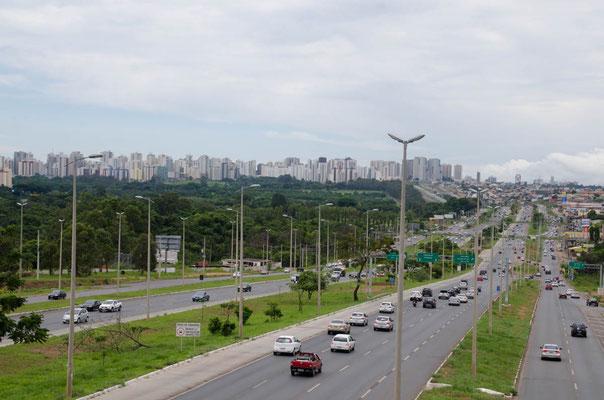 Hauptstadt Brasilia