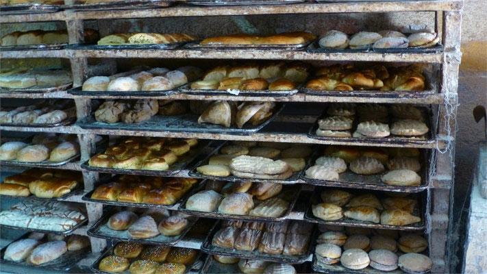 Guter Bäcker in Teacapan