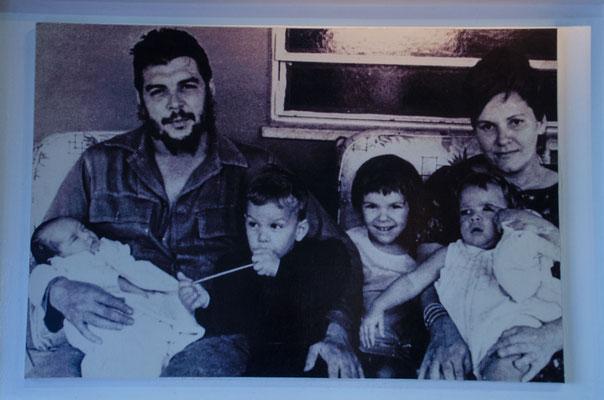 Einige seiner Nachkommen leben heute noch in Kuba