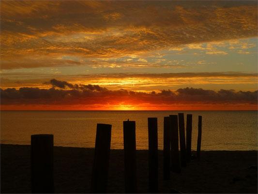 Sonnenaufgang in Los Frailes