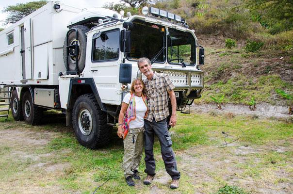 Petra und Stefan aus Deutschland