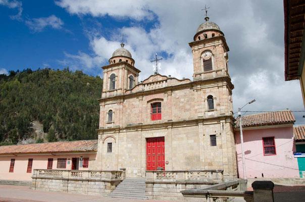 Kirche von Nemocon