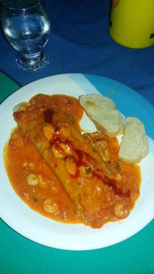 Essen in Brasilien macht Spaß!