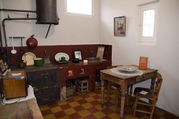 Die original Küche