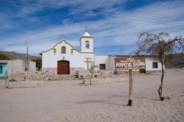 Jedes Dorf hat eine Kirche!