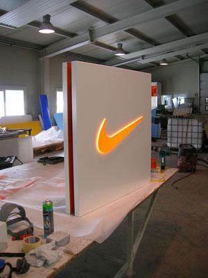 Projekt Nike Shop - Ansicht III