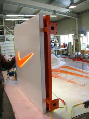 Projekt Nike Shop - Ansicht II
