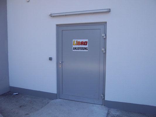Montage auf Türen