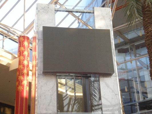 RGB LED Wall Ansicht II