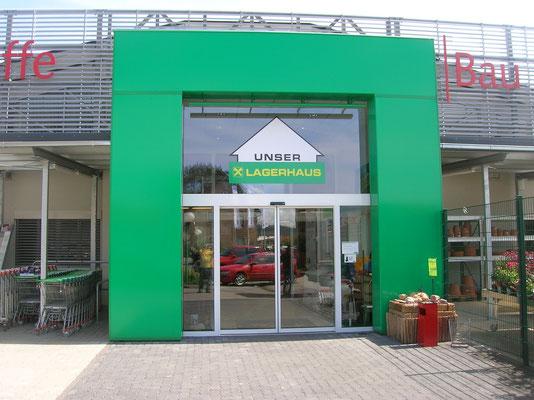 Portal Lagerhaus Seite II