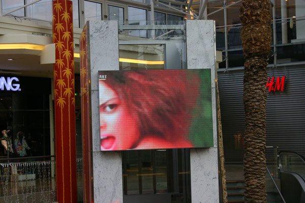 RGB LED Wall Ansicht VI