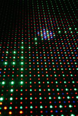 LED Detailansicht VI