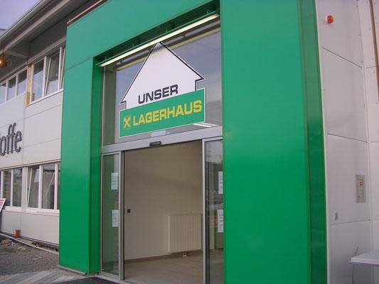 Portal Lagerhaus Seite I