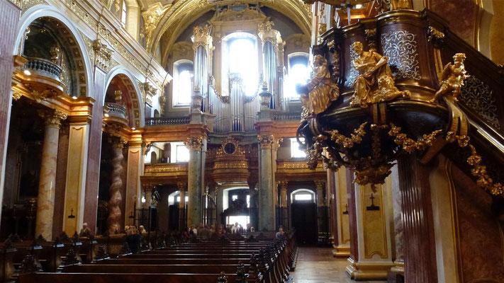 Jesuiteten kirche, Wien,  Austria, Aus,  P1000921.JPG