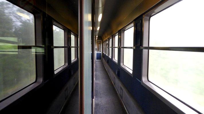 Voiture 1ere classe, Train T Les Arcs/Cannes, Sncf, Cannes, F,
