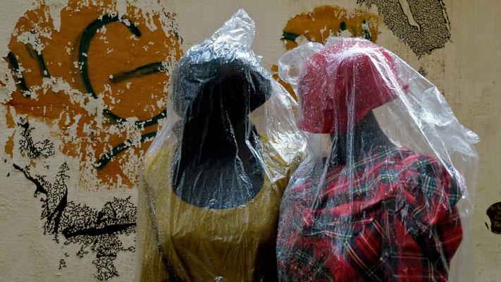 Mannequins, Centre culturel suisse, 75003 Paris, F,  P1050602