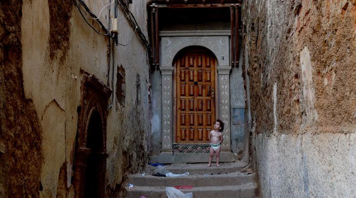 Enfant, La Casbah, Alger, Alg, P1030067.JPG