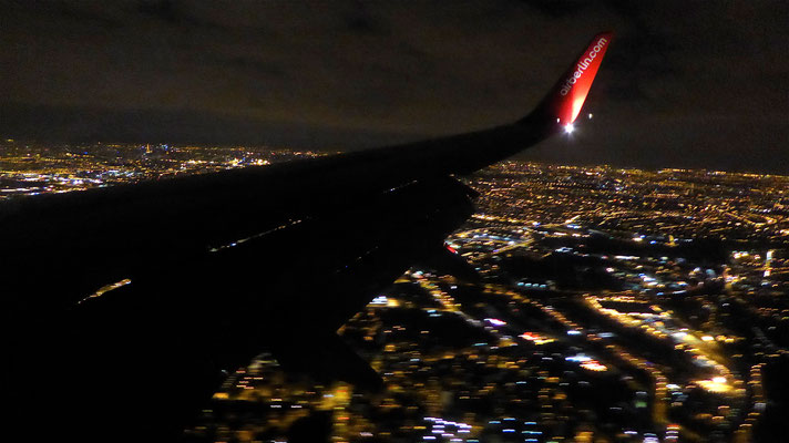 Aterrissage Berlin Air, Paris Orly Sud ,Paris, F,  P1000565
